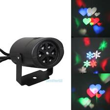 Outdoor Snowflake Laser Landscape LED Projector Light Garden For Christmas #S2