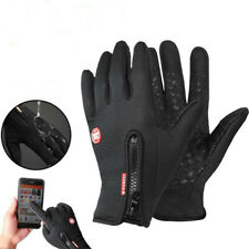 Gloves Outdoor Sport Rider Warm Motorcycle Skiing Protective Velvet Touch Screen