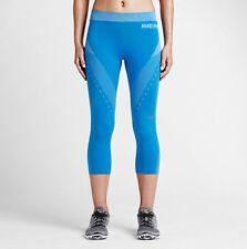 Nike Pro Hypercool Limitless Legging Capri length Size XS Blue