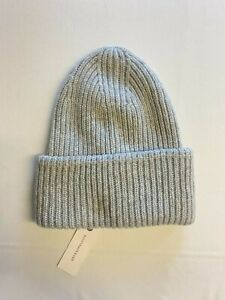 Anthropologie Grey Knit Beanie Brand New With Tags UK Free P&P
