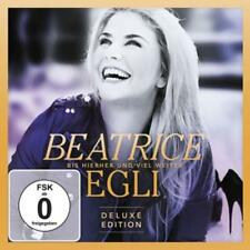 Deutsche Pop Musik-CD 's aus der Schweiz
