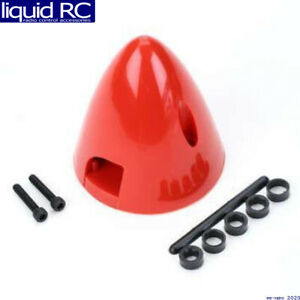 DU-BRO 286 Red 2-1/2 Inch 2-Blade Spinner