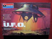 UFO The Invaders TV Series Monogram 1/72 Model Kit Sci-Fi Flying Saucer Ship