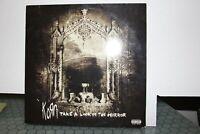 Korn - Take a Look in the Mirror 2x LP Vinyl VG+ 1st Press