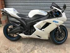 ZX-6R 525 to 674 cc Capacity Motorcycles & Scooters