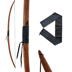 "Englischer Langbogen Bearpaw Traditional Star long 68"" Longbow mit Hülle"