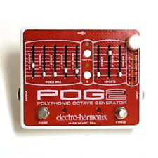 ELECTRO HARMONIX POG 2 GUITAR EFFECTS PEDAL
