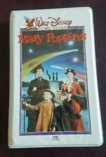Walt Disney Home Video Mary Poppins (VHS Clamshell)
