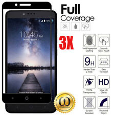 3X For ZTE Blade Z Max Z982 Full Coverage Tempered Glass Screen Protector Guard