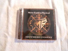 "Mothers Finest ""Meta-funk'n-Physical"" Rare 2003 cd CNR Records NEW"