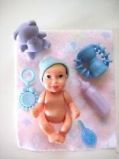 Barbie Midge Pregnant Baby Boy with Accessories