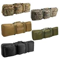 Tactical Hunting Bag Shooting Padded Carry Case Air Rifle Gun Slip Bag 5 Colors