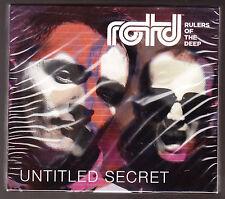 RULERS OF THE DEEP - UNTITLED SECRET - NEW & SEALED CD ALBUM