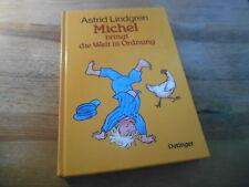 Kinder Astrid Lindgren - Michel bringt die Welt in Ordnung (178 Seiten) OETINGER