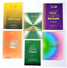 Knowing Series: Understanding Eemaan Made Easy (6 Books Set) - Mustafa al Jibaly