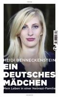Ein deutsches Mädchen von Heidi Benneckenstein (2017, Taschenbuch)