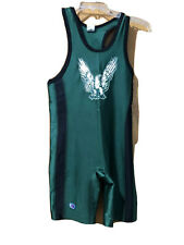 Cliff Keen Wrestling Team custom Singlet Suit high school hs Uniform Sma Eagles