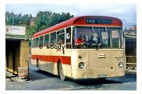 pu0243 - General Bus - UCK 539 at Chester-Le-Street - photograph 6x4