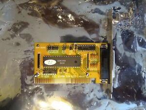 Sunix Co Ltd ISA Parallel Port Card PN: KW-508EFCC ID: H9MSUN6311