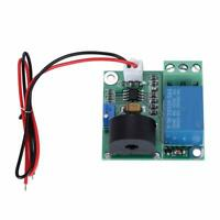 5A AC Current Detection Sensor Module Relay Adjustable Overcurrent Protection