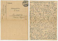 06530 - Feldpostbrief - 7.1.1943 nach Neustadt - Stabsapotheker Reserve-Lazarett
