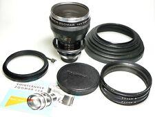 Voigtländer Voigtlander Zoomar 36-82mm F2.8 Complete Set f. Bessamatic