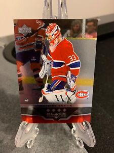2005-06 Patrick Roy UD Black Diamond Quad #59/100 -Montreal Canadians