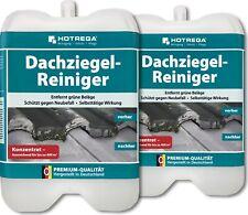 Hotrega 2 x 2 Liter Dachziegel Reiniger | Premium Qualität | Made in Germany