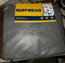 Ruffwear Gear Dirtbag Car Vehicle Seat Cover Durable Waterproof Granite Grey