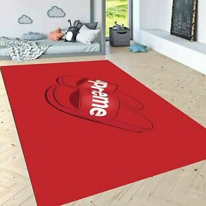 Supreme 78  Area Rug,Non Slip Floor Carpet,Teen's Carpet 3x5ft