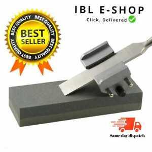KNIVE KNIFE SHARPENING STONE WHETSTONE GRIT CHEF PRECISION SHARPENER 6 INCH UK