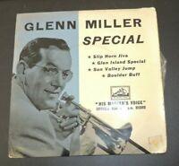 Glenn Miller special vinyl single