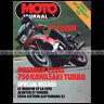 MOTO JOURNAL 603 KAWASAKI ZX 750 TURBO GPZ YAMAHA XJ 650 CARDEL 80 & 125 1983