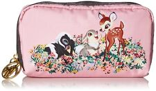 Disney × LeSportsac Bambis Buddies Rectangular Cosmetic Pouch Pink Accessorycase