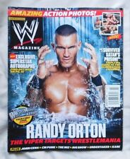 WWE MAGAZINE February 2012 Randy Orton