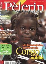LE PELERIN n 6119  PASCAL OBISPO FREDERIC FRANCOIS