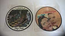 J.Geils Band (Freeze Frame & Love Stinks) 2 x picture discs