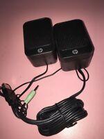 hp lcd speakers hstnn-ss01  Rare