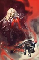 🔥🕷🕸 SYMBIOTE SPIDER-MAN KING IN BLACK #1 GERALD PAREL Virgin Variant NM Knull