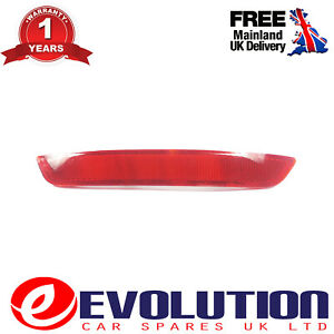 FORD REAR BUMPER REFLECTOR RH RIGHT SIDE FOR MONDEO MK4 2007 TO 2010, 1491914