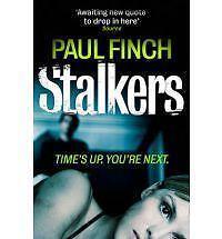 Finch, Paul, Stalkers (Detective Mark Heckenburg, Book 1), Very Good Book