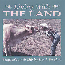 NEW Living With The Land:songs Of Ranch Life (Audio CD)