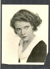 LOT OF 7 ELISSA LANDI PHOTOS - 1930s STAR OF STAGE + SCREEN - SIGN OF THE CROSS