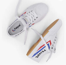 New Feiyue 1920 Top One Parkour Kung Fu Sporting Martial Arts Shoes White 39 8