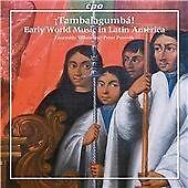 ¡Tambalagumbá!: Early World Music in Latin America (2014)