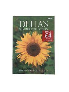 *REDUCED* Delia Smiths Delia's Summer Collection Cookbook BBC Paperback BN