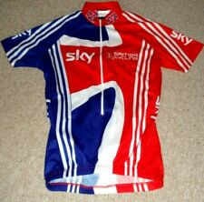 Team GB Great Britain Adidas cycling jersey [S] NOS