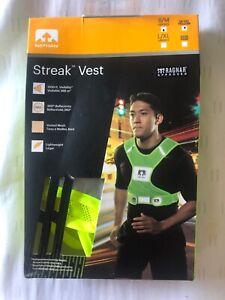Nathan Reflective Streak Vest - S/M