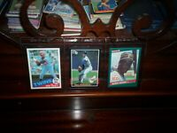 PSA BECKETT READY 1985 1986 TOPPS DONRUSS ROOKIES PUCKETT BONDS HERSHISER RC $$$