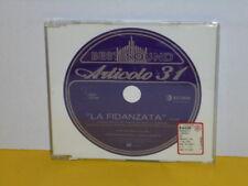 MAXI CD - ARTICOLO 31 - LA FIDANZATA - PROMO